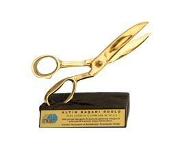 Golden Award given by the ITKİB